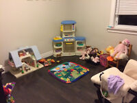 Offering flexible childcare!