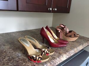 Women's shoes size 8.5