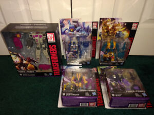 Transformers Power of the Primes Abominus MOSC/MISB