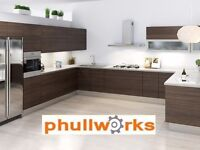 KITCHEN & BATHROOM FITTERS - FREE DESIGN - SUPPLY - FIT - FITTINGS FROM £500 - CALL H -07943-373-473