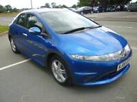 2008 Honda Civic 1.4i-DSI SE+ ( met paint ) SE Plus 74938 miles shrewsbury