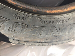 Used summer tires