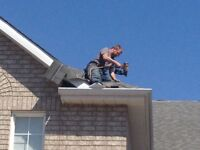 Roofing crew chief/ shingler and labourers needed