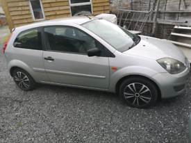 Ford fiesta 1.4 diesel LONG MOT CHEAP TAX
