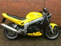 2003 - TRIUMPH SPRINT RS 955I - 1 PREVIOUS OWNER - STREETFIGHTER - ONLY 26K MILE