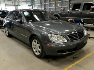 2006 Mercedes-Benz S500 4MATIC SAFETIED CLEAN CLEAN CLEAN