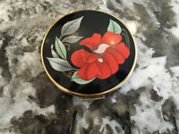 Vintage 1980's Stratton Powder Compact with Mirror