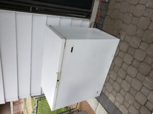 Chest freezer 4 cubic feet for sale.