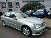 Mercedes-Benz C350 3.5 7G-Tronic 2006MY Sport Edition