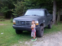 1994 Ford Bronco Camionnette