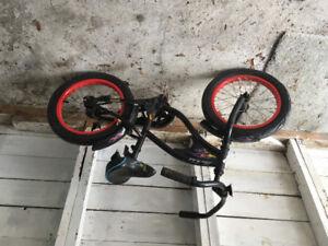 Hot rod kids bike