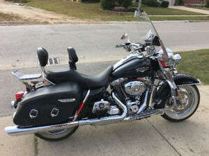 Mint Condition Road King Classic