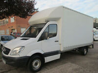 2008 Mercedes-Benz Sprinter 2.1TD 311CDI LWB LUTON BOX. TAIL-LIFT. LOW 134K. FSH