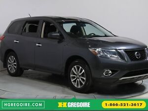 2014 Nissan Pathfinder S AWD A/C MAGS