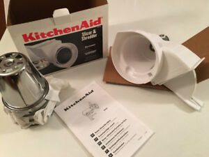Kitchenaid Shredder and Slicer