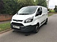 2014 Ford Transit Custom 2.2 TDCi ( 100PS ) 290 L1H1 MWB