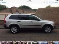 XC90 55plate four wheel drive excellent condition £4200