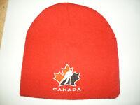 Team Canada / Molson Canadian Olympic Toque 2010