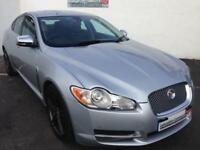 2009 09 JAGUAR XF 3.0 V6 LUXURY 4D 240 BHP DIESEL PX/FINANCE WELCOME