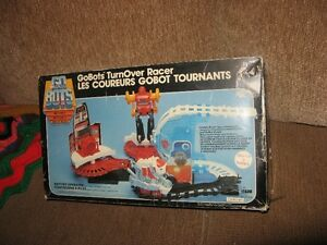 GoBots Turnover Racer 1985  New in Box and wrappers