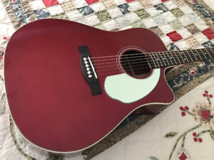 Fender Sonoran SCE  Acoustic