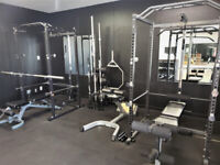 PERSONAL TRAINERS / GROUP FITNESS * RENTAL GYM SPACE AVAILABLE