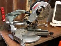 Bosun 1800w compound sliding mitre saw