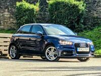2013 Audi A1 1.4 TFSI S line Sportback S Tronic 5dr Hatchback Petrol Automatic