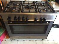 """Kenwood """"range style"""" oven"""