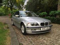 BMW3 Series 2001 1.9. Petrol automatic £700 Very cheap car
