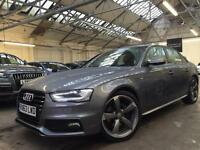 2013 Audi A4 2.0 TDI Black Edition Saloon 4dr Diesel Manual (120 g/km, 175
