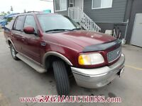 2000 FORD EXPEDITION 4D 4WD