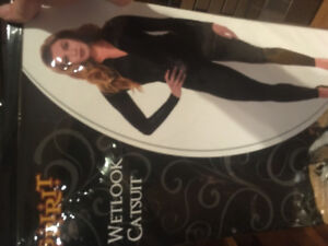 Halloween Catsuit- size M