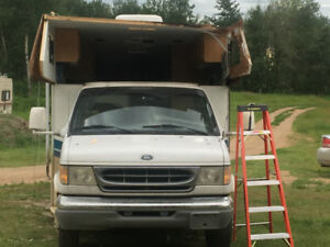 MOBILE RV TECH  seals, water damage, rot, leaks, Edm area