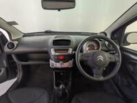 2013 CITROEN C1 VTR 3 DOOR PETROL AIR CONDITIONING £0 ROAD TAX SERVICE HISTORY