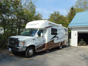 2010 FOREST RIVER LEXINGTON GTS 255