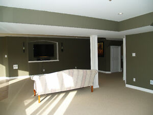 Basement Finishing & Garage Conversion Kawartha Lakes Peterborough Area image 5