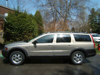 2001 Volvo XC70 Cross-Country
