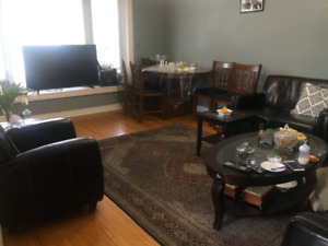 Furnished room in main floor- Yonge & Steeles ((female only))