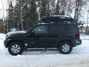 2005 Nissan Xterra 4x4 Off Road 6 speed manual for sale