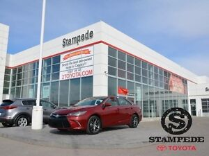 2016 Toyota Camry 4DR SDN V6 AUTO XSE   - Certified - Low Mileag