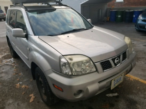 Nissan X-Trail 2006 Manual Transmission Mint-Safety Done
