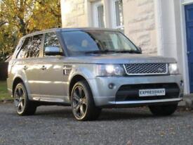 2011 Land Rover Range Rover Sport 3.0 SD V6 Autobiography Sport 4X4 5dr