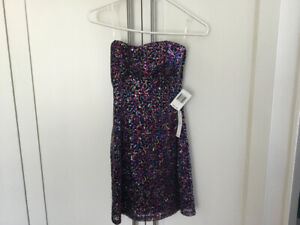 Women's Sequin Party Dress