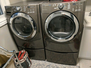 Maytag washer & dryer for sale-4000 series 4.5cu