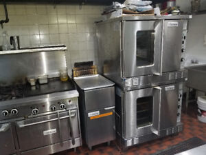 Restaurant equipment, furniture used and more