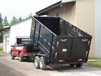 DUMP  TRAILER  RENTAL DUMPSTER ALTERATIVE