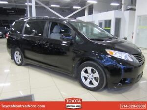 Toyota Sienna LE FWD V6 8-Pass  2014