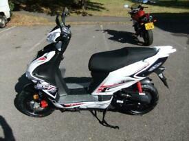 AJS Firefox 50cc 50 Moped 50