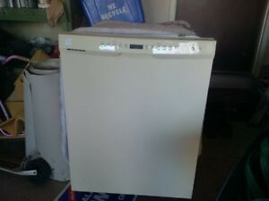Kenmore Dishwasher with new motor assembly
